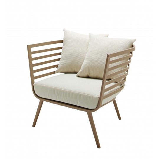 Vista Lounge Chair - Sand