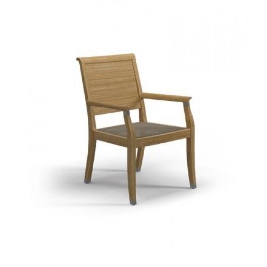 Arlington Dining Chair w/Arms - Quail