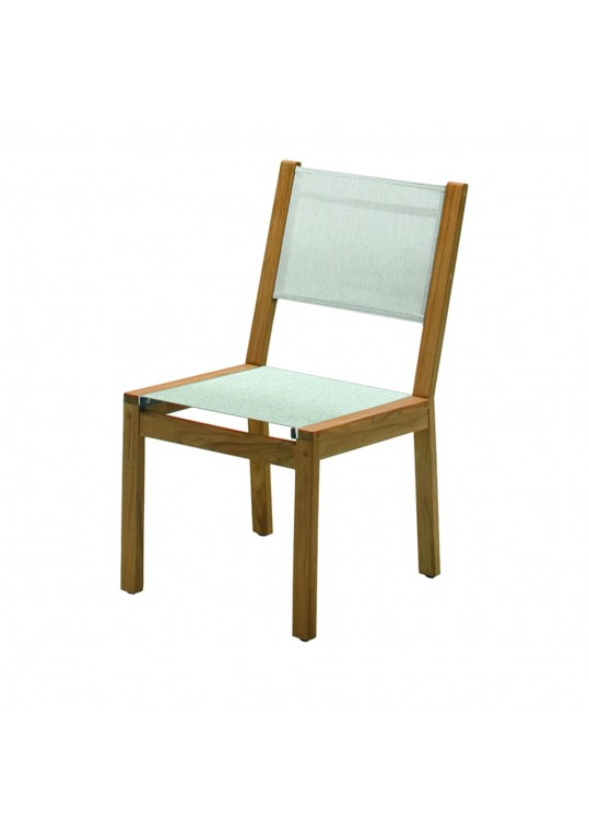 Solana Sling Dining Chair - Seagull
