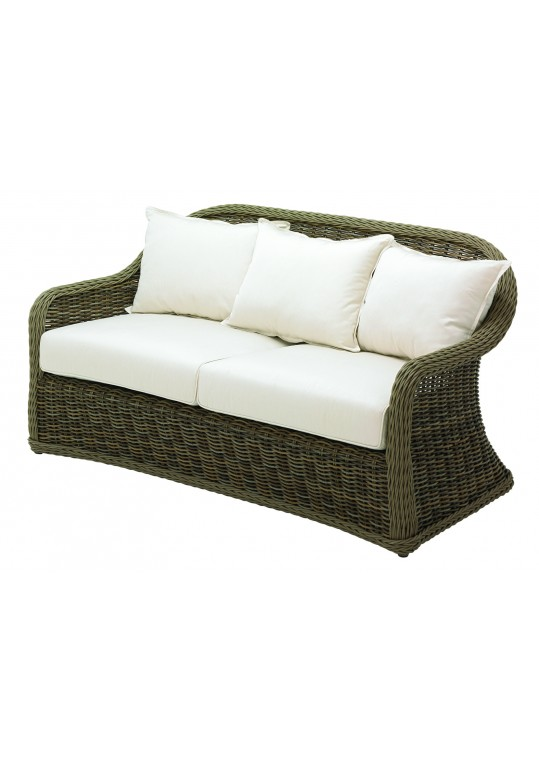 Havana Deep Seating Sofa - Willow