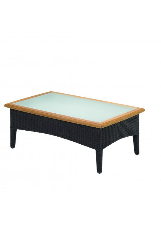 "Plantation 48"" x 30.5"" Large Coffee Table - Mahogany"