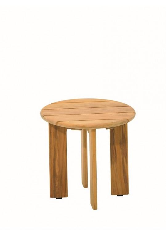"Adirondack 17.5"" Round Side Table"