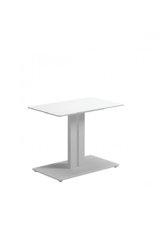 Nomad Side Table (White)