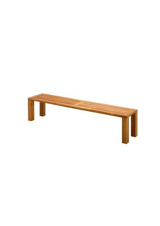 Square Large Backless Bench (Last One!)