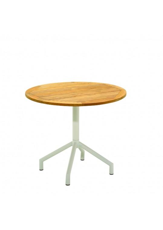 """Luna 36"""" Round Pedestal Table - White"""