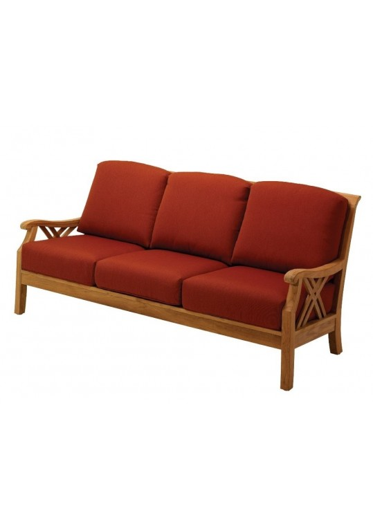 Halifax Deep Seating 3-Seater Sofa