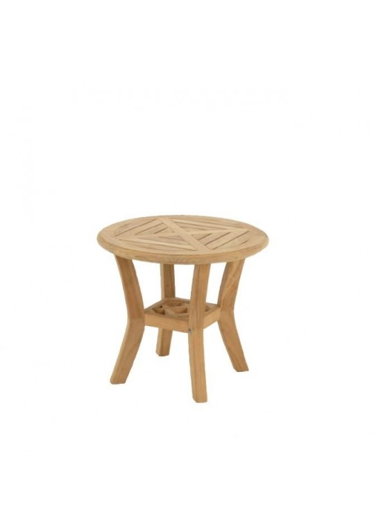 "Halifax 23"" Round Lamp Table"