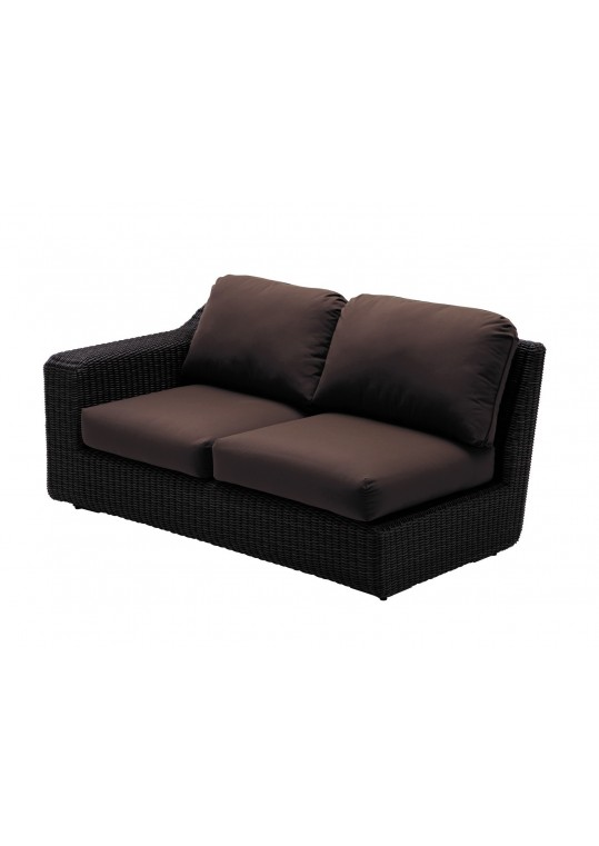 Monterey Sectional 2-Seater Left End Unit - Sienna