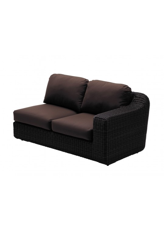 Monterey Sectional 2-Seater Right End Unit - Sienna (Last One!)