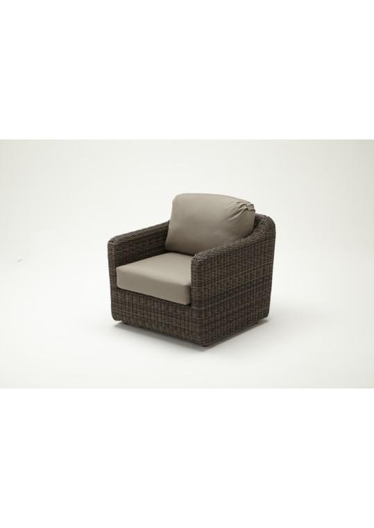Monterey Lite Lounge Armchair - Dusk