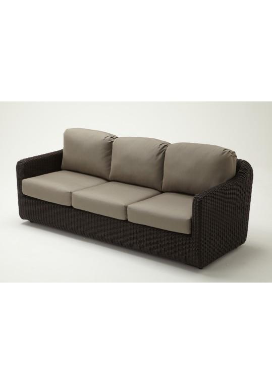Monterey Lite 3-Seater Sofa - Sienna