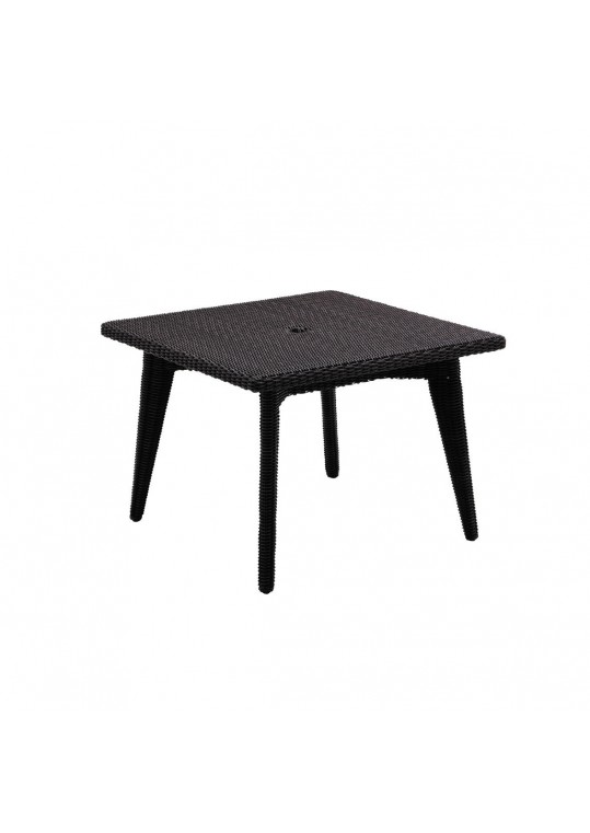Monterey 39.5 Square Table - Sienna (Includes Optional Glass Top)