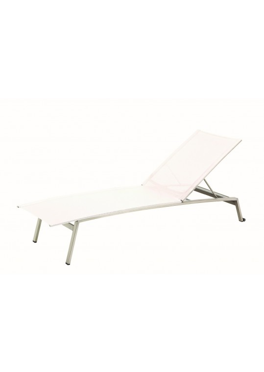 Fusion Sling Lounger - White (Last One!)