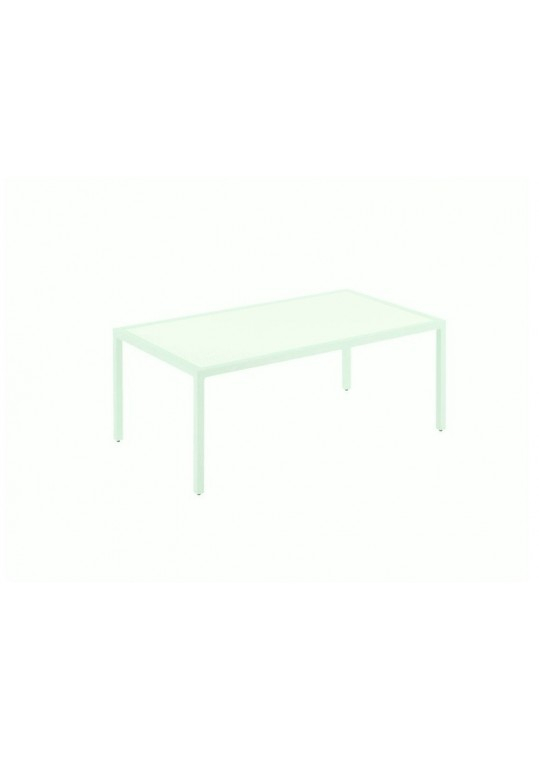 Riva Coffee Table HPL Top - White