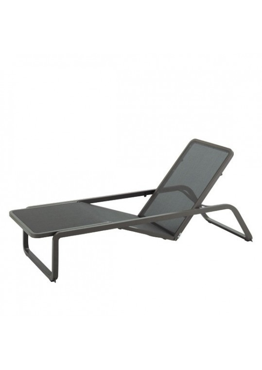 Riva Lounger (Russet/Taupe)