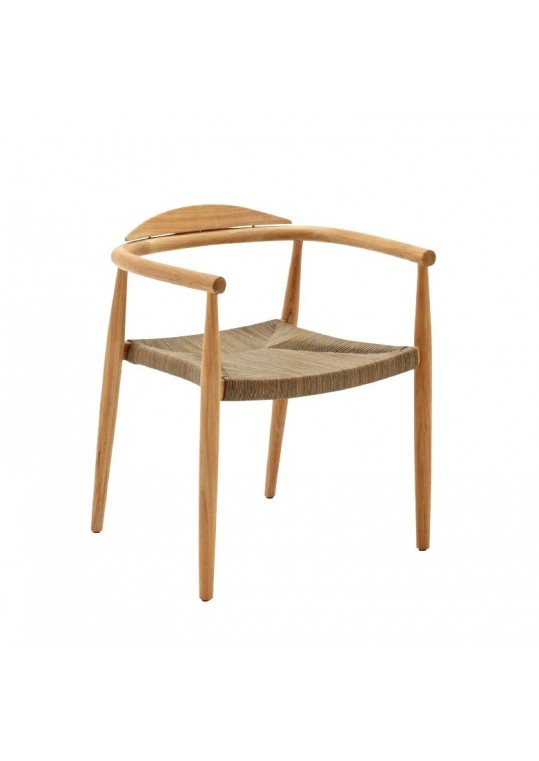 Dansk Dining Chair - Putty