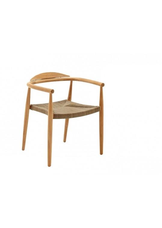 Dansk Dining Chair - Putty