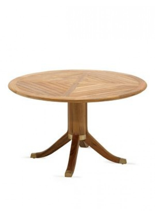 751S Anassa 59 inch Round Table Saddle