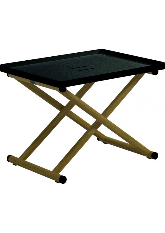 Voyager Folding Tray Stand (Meteor)