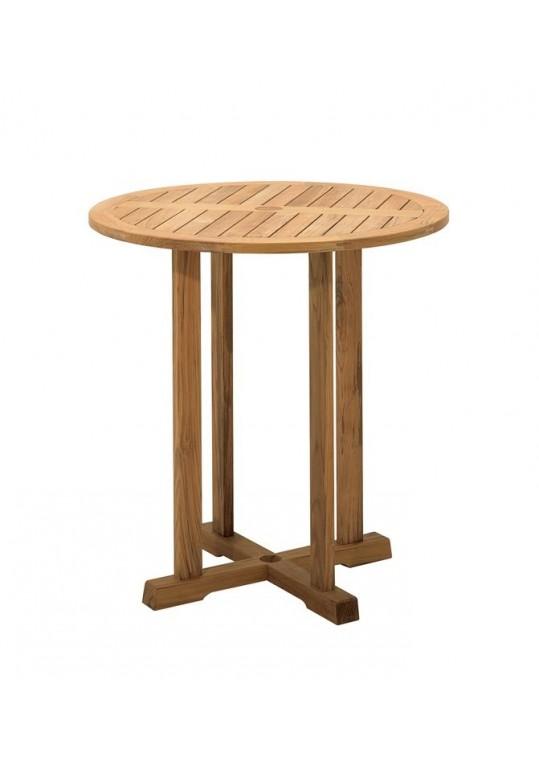"""Bristol 38"""" Round Bar Table"""