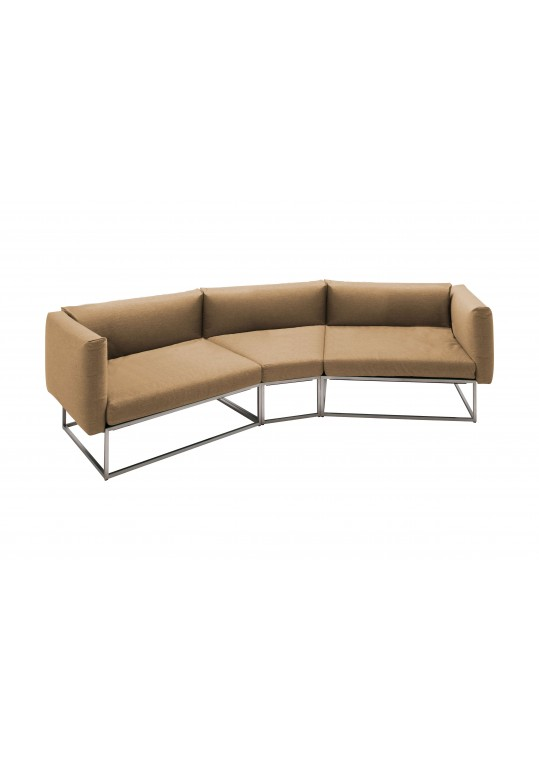 Cloud Wedge 3-Piece Sectional