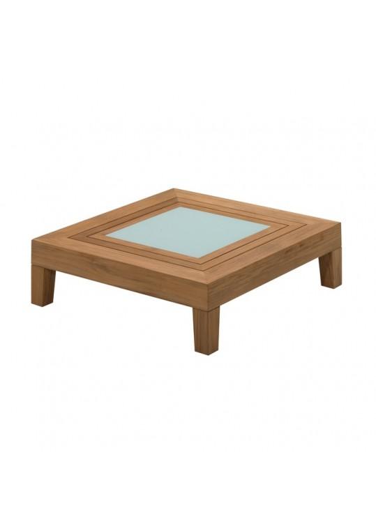ESTRADA 33.5 Square Side Table