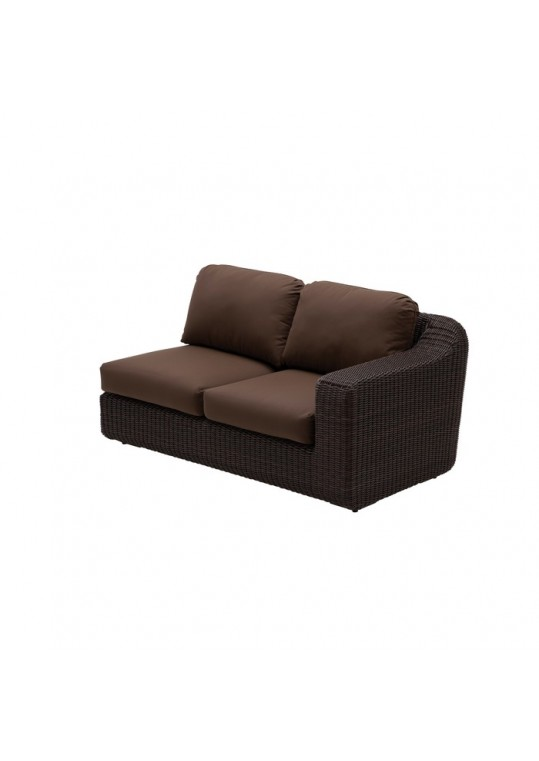Monterey Sectional 2-Seater Left End Unit (Sienna)
